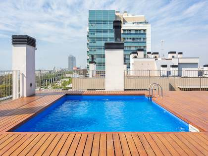 138 m² apartment with 18 m² terrace for sale in Poblenou