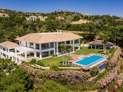 1,721m² House / Villa with 404m² terrace for sale in La Zagaleta