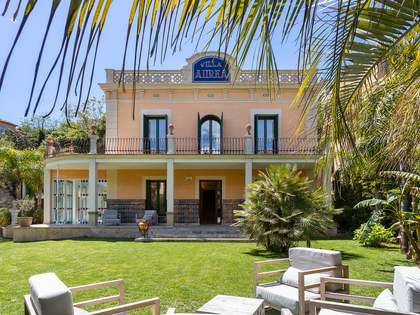 621m² House / Villa for sale in Sarrià, Barcelona