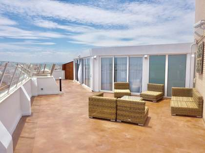 164m² penthouse with terrace for rent, Palacio de Congresos