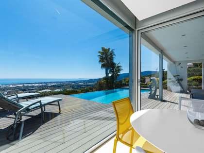 358m² House / Villa for sale in Cabrils, Barcelona