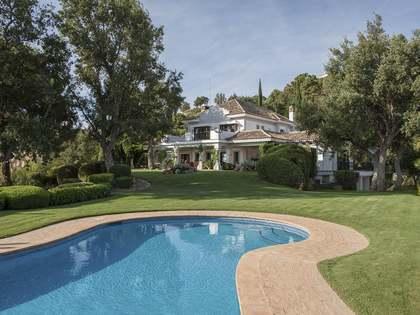 Gorgeous house for sale in La Zagaleta, Marbella