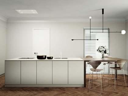 Appartamento di 119m² con 8m² terrazza in vendita a Eixample Destro