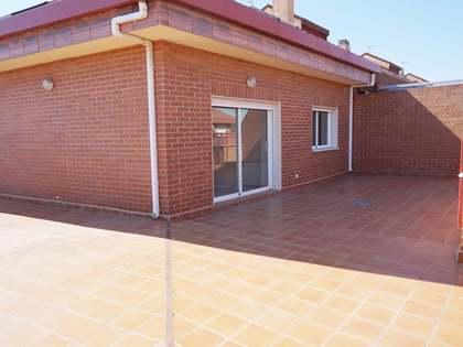 Penthouse van 198m² te koop met 120m² terras in El Pla del Real