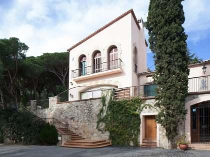 Luxury villa to buy Cabrera de Mar, Barcelona, Maresme coast