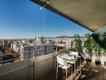 Квартира 99m², 13m² террасa на продажу в Диагональ Мар