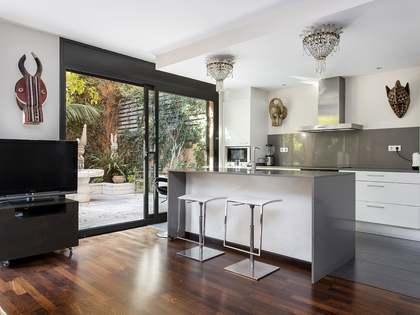 130m² Lägenhet med 46m² terrass till uthyrning i Poblenou