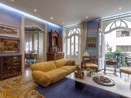 Vivienda señorial de 185 m² en venta junto al Mercado de Colón