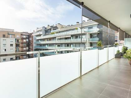 126m² Apartment with 19m² terrace for sale in Eixample Left