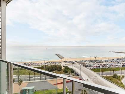Appartement van 177m² te huur in Diagonal Mar, Barcelona