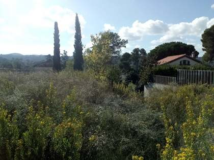 604m² Plot for sale in Sant Cugat, Barcelona