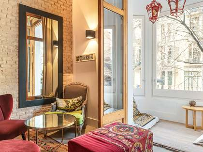 295m² Apartment with 18m² terrace for sale in Eixample Right