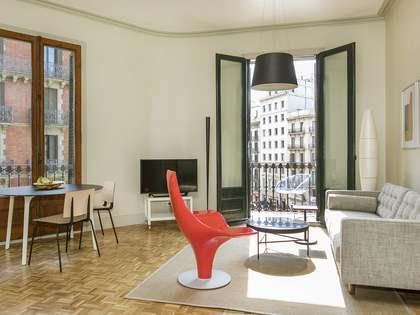 Apartamento de 100 m² en alquiler en Barcelona, España