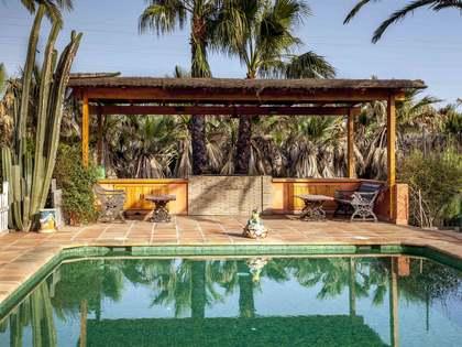 Magnificent villa on 14,000 m² plot for sale in Denia