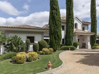 Villa de lujo en venta en la urbanización de La Zagaleta, Marbella