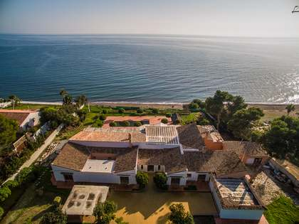 Unique beachfront investment property for sale, New Golden Mile