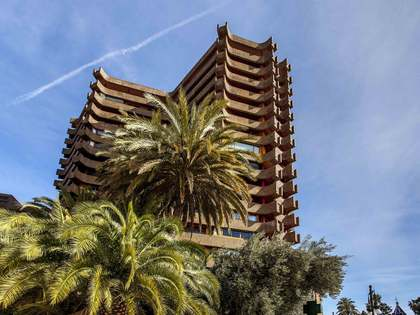 161m² apartment with 20m² terrace for sale, El Pla del Real