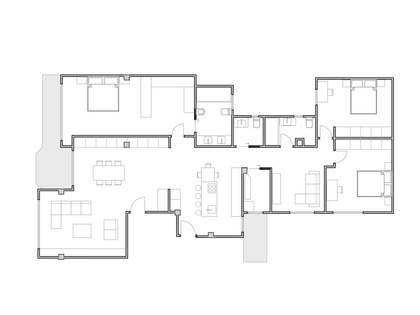 Piso de 186m² en venta en Sant Francesc, Valencia