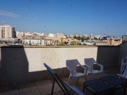 70 m² penthouse with 40 m² terrace for sale in La Xerea