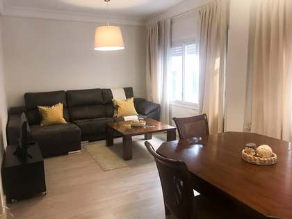 158 m² apartment for rent in Almagro, Madrid