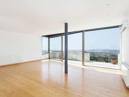 Аренда дома в Сан Жервази, Барселона – элитная недвижимость в Испании