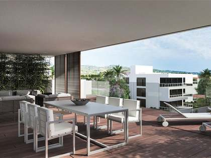 Квартира 199m², 63m² террасa на продажу в Urb. de Llevant