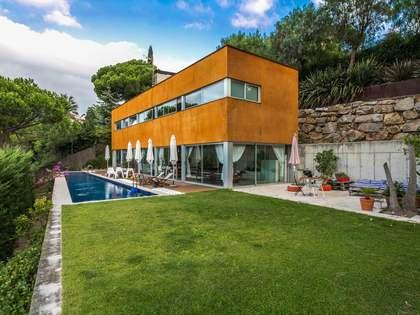 Villa de 290 m² en venta en Cabrils, Maresme