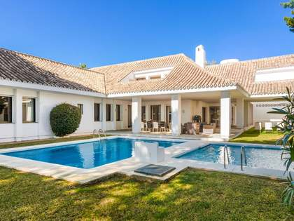 807m² House / Villa for sale in Puerto Banús, Costa del Sol