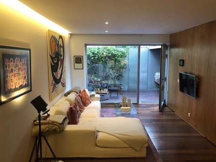 135m² Apartment with 35m² terrace for rent in Goya, Madrid