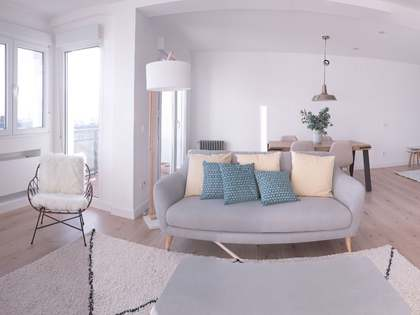 120 m² apartment for sale in Lista, Madrid