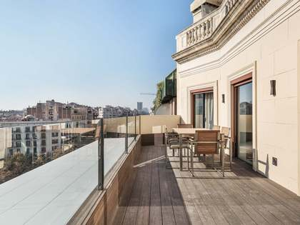 Penthouse in Modernista building to buy, Eixample, Barcelona