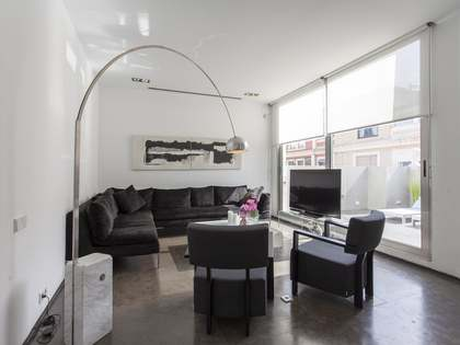Ático de 115m² con terraza de 12m² en venta en Gran Vía
