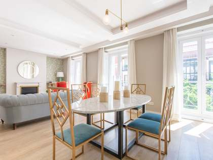 211 m² apartment for sale in Recoletos, Madrid