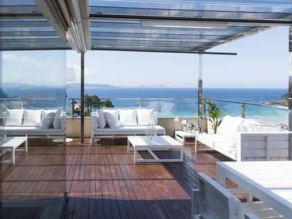 Penthouse van 250m² te koop met 145m² terras in Pontevedra