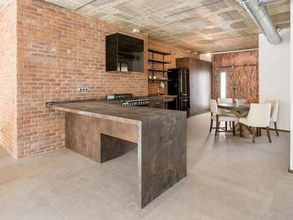 Loft de 128m² en venta en Les Corts, Barcelona