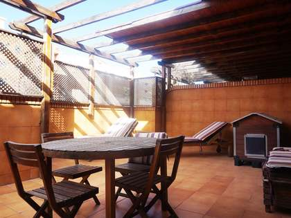 174m² penthouse with 35m² terrace for sale, El Pla del Real