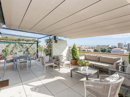 368m² Penthouse with 126m² terrace for sale in Pedralbes