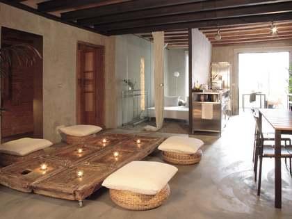 90m² Wohnung mit 16m² terrasse zur Miete in Gótico