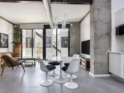 Appartement van 58m² te huur in Poblenou, Barcelona