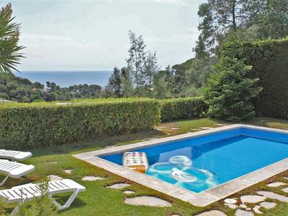 Tossa de Mar villa to sell on the Costa Brava