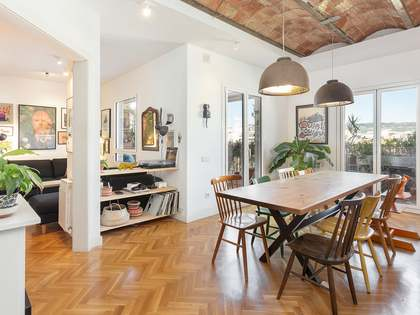 Penthouse de 131m² a vendre à Sant Antoni avec 13m² terrasse