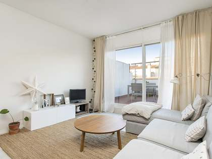 Penthouse with terrace for rent in Sant Gervasi - Galvany