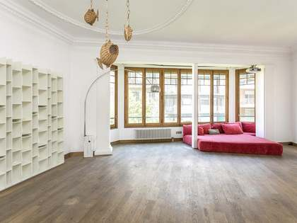 Appartement van 137m² te huur in Eixample Links, Barcelona