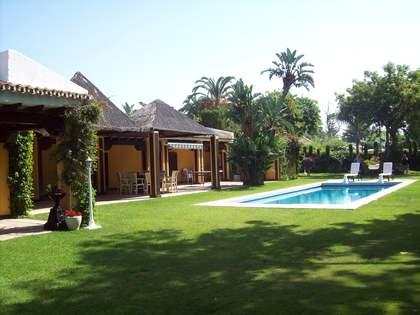 4-bedroom luxury villa for sale in Casasola, Guadalmina