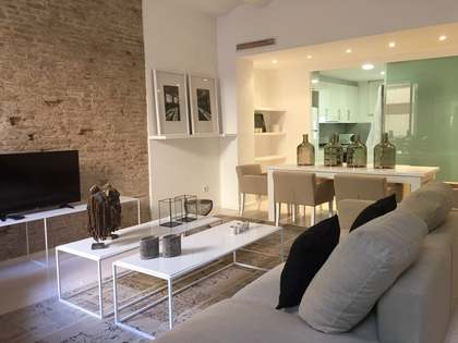Appartement van 140m² te huur in El Carmen, Valencia