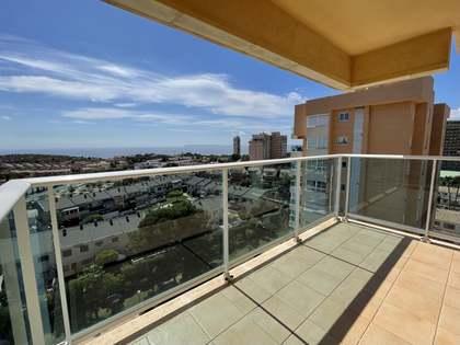Piso con 8 m² de terraza en alquiler en Cabo de las Huertas