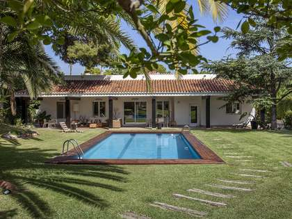 Villa for sale in Godella, near Valencia city, Spain
