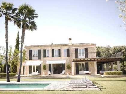 Casa de 4 dormitorios en venta cerca de Pollensa, Mallorca