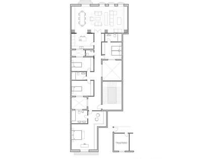 Piso a renovar de 225m² en venta en La Seu, Valencia