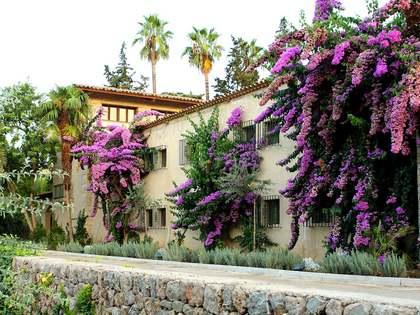 Lanthus till korttidsuthyrning i Nordvästra Mallorca